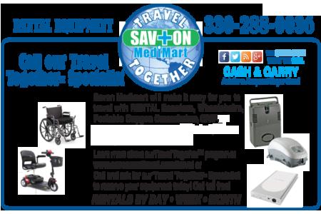 Savon Medimart - RENTALS