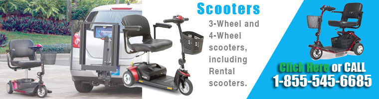 Savon Medimart Scooters - Purchase and Rental