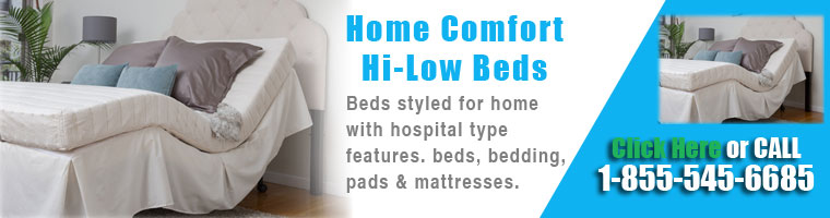 Savon Medimart Hospital Beds - Hi Low