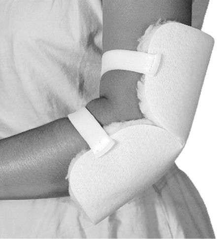 Essential Polyester Elbow Protectors #D3002