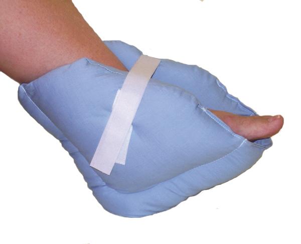 Essential Fiber Heel Protectors #D6000