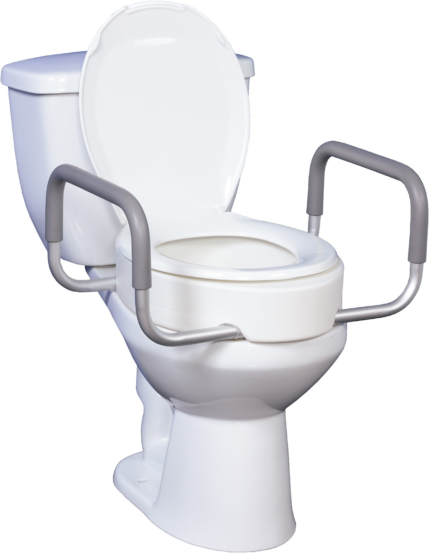 Drive® Elongated Toilet Safety Frame #12403