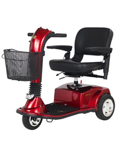 Golden Companion 3-Wheel Mid-Size Scooter GC-240