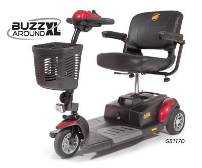 Golden BuzzAroundXL 3 Wheel GB-117D