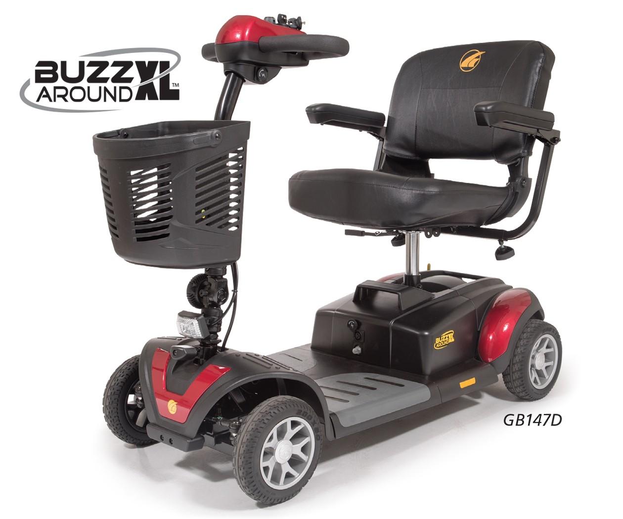 Golden BuzzAroundXL 4 Wheel GB-147D