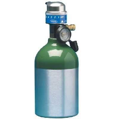 Rental Homefill Oxygen Tank