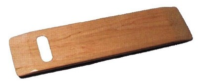 """P2300 Essential Hardwood Transfer Board - 8"""" x 30"""" One Hand Cut Out"""