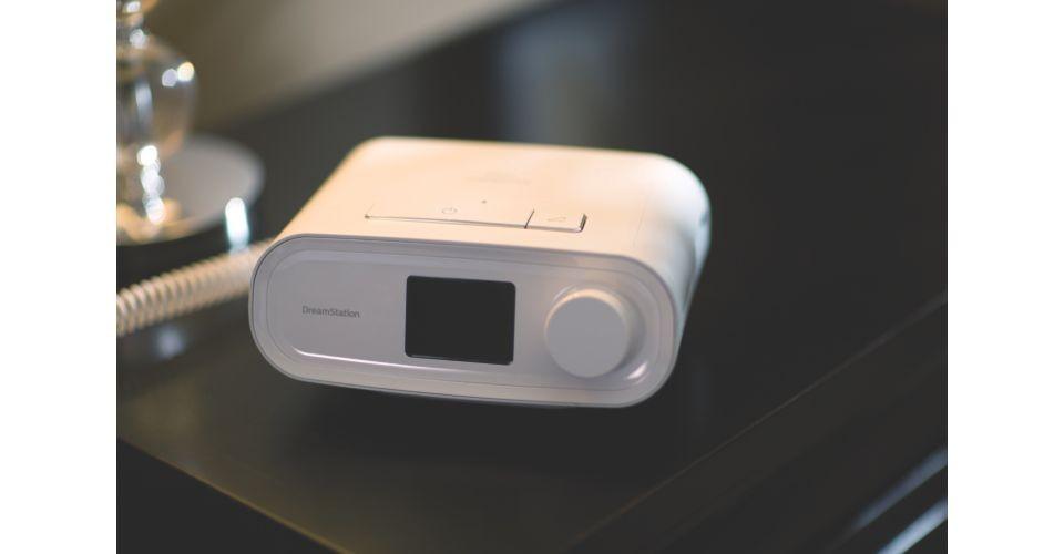 Rental CPAP/BiPAP no humidifer