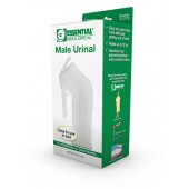Essential© Male Urinal w/Cover #C1102