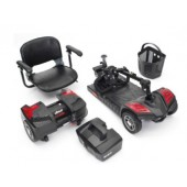 Rental 3 Wheel Scooter Breakdown