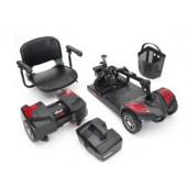 Rental 4 Wheel Scooter Breakdown