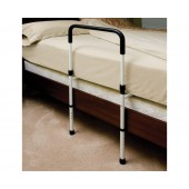 Essential Hand Bed Rail w/Floor Support #P1411