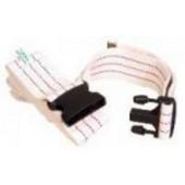"P2504 Essential Standard Gait Belt - 72"" - Plastic Buckle"